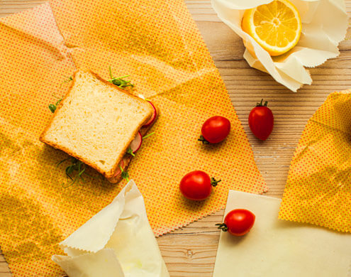5 ways to make your child's lunch plastic free